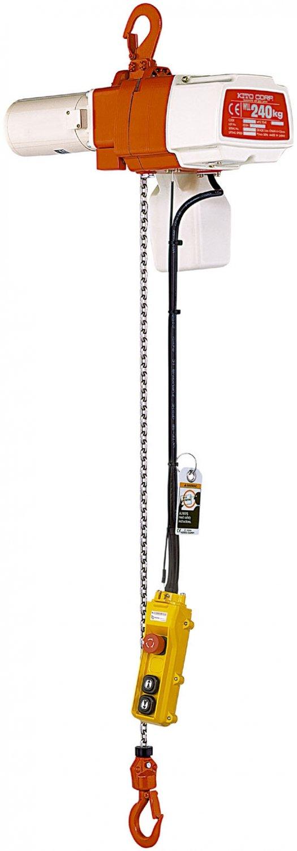 kito ed electrical chain hoists ed 24st kito holland. Black Bedroom Furniture Sets. Home Design Ideas