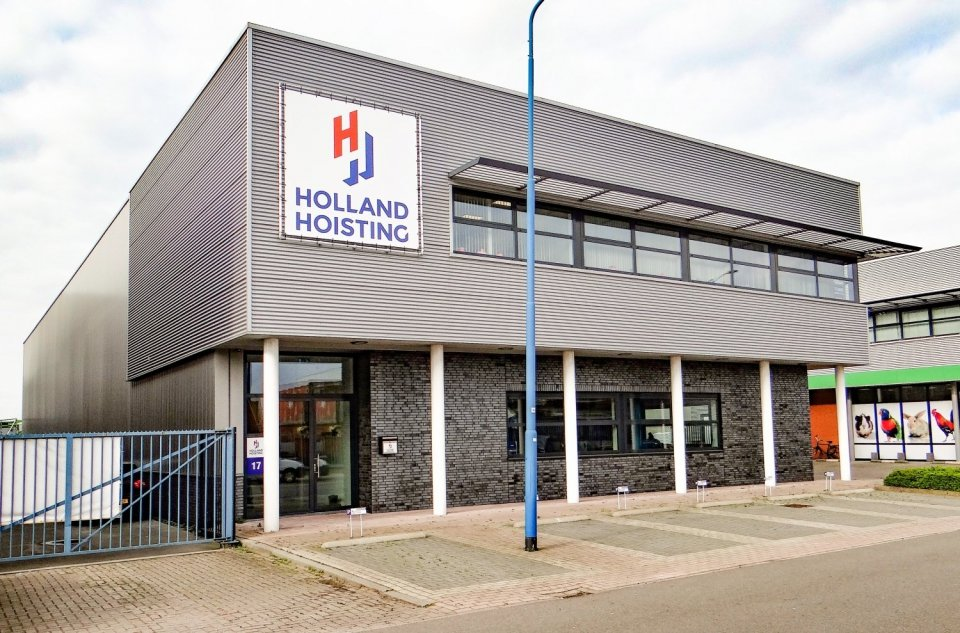 Holland Hoisting has moved!